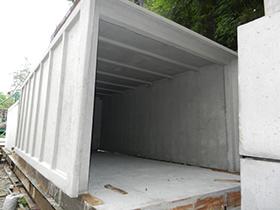 Betonová garáž cena